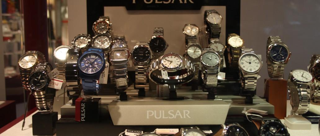 Juwelier Koehler Uhren Auswahl